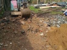 đất xây dựng ngay, đường liên ấp 123, vĩnh lộc A, bình chánh