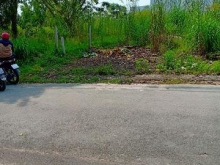 Sang lại thửa đất mặt tiền hẻm full thổ cư đường Hiệp Phước_Nguyễn Văn Tạo giá: 10tr/m2
