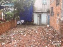 Bán đất ở 49A đường Hoài Thanh, Phường 14, Quận 8 (DT: 63.2 m2)