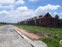 Đất mặt tiền đường, khu dân cư hiện hữu, sổ riêng từng nền, xây dựng tự do