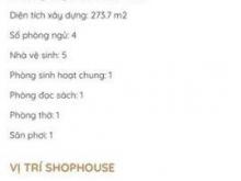 Bán căn Shophouse tại Văn Hoa Villas, 1 suốt duy nhất giá rẻ bèo_ 0938412637 lh để biết thêm chi tiết