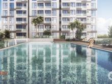 Căn hộ Nhật Bản TT Bình Thạnh, mặt tiền Nơ Trang Long, thanh toán 50% nhận nhà, góp 0% lãi suất