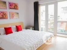 Chính chủ cần bán khách sạn mặt tiền Nguyễn Sơn Hà, phường 5, Quận 3, DT: 8.1x14m, trệt, 5 lầu, có thang máy cao cấp, sang trọng.
