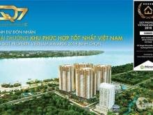Căn hộ 2PN, 2WC, 67m2 Q7 Saigon Riverside Complex chỉ 1.9 tỷ