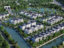 VILLAS -THE VENICA - KHANG ĐIỀN - Chỉ còn 1 căn giá gốc  chủ đầu tư