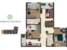Dự án An Dân Residence 55m2 799tr/2PN/2WC. Thanh toán 15% sở hữu. Tiện ích cao cấp chuẩn Singapore
