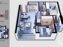 Chỉ với 360 triệu bạn sẽ sở hữu ngay căn hộ xanh tự nhiên 2 phòng ngủ
