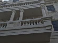 Cho thuê nhà MT đường Phan Văn Trị trong KDC Cityland Park Hills (2MT)
