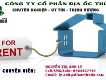 Cho thuê nhà mặt ngõ tại Hạ Đình, Thanh Xuân, Hà Nội