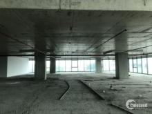 Cho thuê sàn thô tầng 4 tòa nhà 62 nguyễn huy tưởng,thanh xuân,Hà Nội