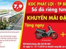 Cần tiền nên bán gấp đất nền giá rẻ trung tâm TP Biên Hoà