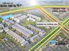 Moon Lake là dự án đất nền ngay trung tâm Thành phố Bà Rịa - Vũng Tàu