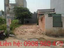 Chính chủ bán đất thổ cư Tân Hòa Đông – Bình Tân, SHR, LH 0908 960 479