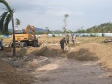 bán đất dự án Phước Hòa Garden tx. Phú Mỹ, BRVT