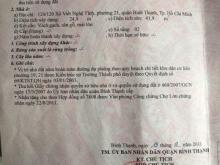 Bán Nhà 124/120 Xô Viết Nghệ Tỉnh, P21, Q.Bình Thạnh Đoạn 2 Chiều Giáp Quận 1,2,3