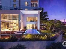 Bán căn hộ hạng sang Sky Villa, 4PN dự án Feliz En Vista view sông tầng cao