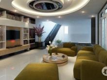 Cần bán gấp nhà mặt tiền Lê Quý Đôn,Phường 6,Q3. DT:10mx23m Hầm 4 lầu hiện đang cho thuê 240tr/ tháng