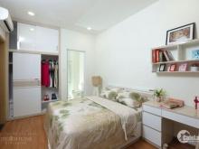 căn hộ 2 phòng ngủ, 2 nhà vệ sinh mặt tiền đường quận 8