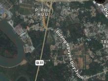 Đất nền giá rẻ Quận 9 – View sông