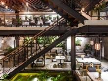 Cho thuê vị trí đẹp nhất Trần Đăng Ninh 60m2 7 tầng mặt tiền 4.5m