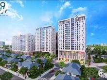 Cho thuê căn hộ Sky9, DT 65m2, 2PN, 2WC giá 6tr/th, LH: 0399666143.