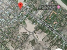 Bán đất biền Hội An - Hà My đầu tư sinh lời hoặc xây khách sạn