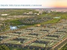 Bán cặp nền dự án KN Paradise liền kề sân bay quốc tế Cam Ranh, cam kết không chênh lệch 0918468659