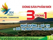 Cần bán lô Shophouse dự án KN Paradise Cam Ranh