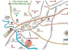 Đất nền đầu tư Lotus Riverside – 0938 161 238 – CHỦ ĐẦU TƯ TÂY NAM LAND
