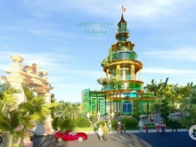 Khu đô thị nghỉ dưỡng ven biển Ocean Gate Bình Châu