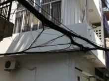 Căn góc hẻm 4m Phan Đình Phùng,Q.Phú Nhuận,35m2, trệt+2 lầu+ST