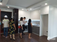 bán căn hộ Tây Hồ Residence 76.6 m2, full nội thất cao cấp  CK 9%
