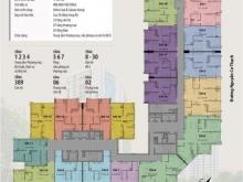 Chủ nhà bán CẮT LỖ căn hộ 02 diện tích 74m2 căn 2 ngủ của chung cư Golden Filed Mỹ Đình