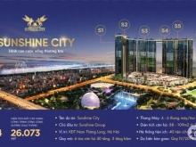 Căn hộ 1 PN duy nhất còn lại tại Sunshine City chỉ với 800tr, chiết khấu lên đến 13%, LN cho thuê 10%/năm. Liên hệ 0969896893