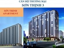 Bán căn hộ chung cư Sơn Thịnh 3, Vũng Tàu, 2PN, giá 13.3tr/m2. LH PKD 0907-370-843