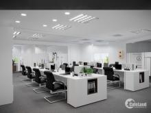 Cho thuê văn phòng 100m2 130m2 trung tâm Ba Đình, giá chưa tới 9$/m2