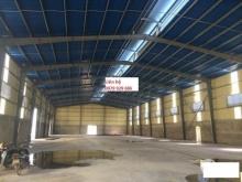 Bán kho xưởng DT 7600m2 Km 9 Đại Lộ Thăng Long, Hoài Đức, Hà Nội.