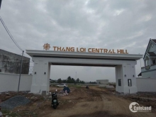 CC cần bán lô đất 78m2 dự án Thắng Lợi Central Hill, Bến Lức, Long An
