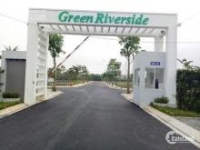 đất nền sổ đỏ dự án Green Riverside Nhà Bè, LH 093 90 40 196 (MR HƯNG)
