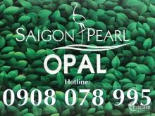4. Bán CHCC căn số 5, dt 90.12m2, 2PN dự án Opal Tower - Saigon Pearl_Hotline 0908 078 995