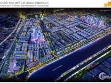 khu đô thị Lê Hồng Phong, duy nhất 1 nền, chỉ 25.5tr/m2, 100m2