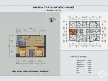 Bán gấp căn hộ CT4A Kđt Xala 63m Sđcc 930 triệu (có TL)