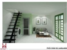 Nhà 1 trệt 1 lầu dtsd 27m2 chính chủ củ chi 345tr đ- 27 m2 LH: 0908.28.38.68