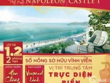 Chung cư vĩnh viễn ngắm toàn vịnh Nha Trang CHỉ 1,3 tỷ/căn thấp nhất thị trường