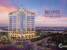 CHỈ 390TR SỞ HỮU NGAY CĂN HỘ ROME BY DIAMOND LOTUS SANG NHẤT QUẬN 2, TT 1% THÁNG_LH : 0901.68.55.98