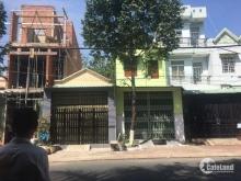 Nhà 1 trệt 2 lầu mặt tiền chợ cây dừa thủ dầu 1 bình dương