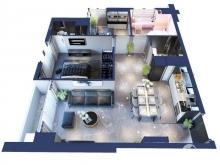 Nhanh tay sở hữu căn hộ chung cư giá rẻ nhất mỹ đình 23trm2 trực tiếp CĐT . Hotline 083.510.5656