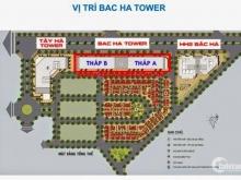 Bán căn hộ 84m2, 25tr/m2 chung cư C37 Bộ Công An, Bắc Hà, Tố Hữu