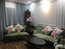 Căn hộ hót 3 ngủ, ban công Tây Nam-Đông Nam, full nội thất cao cấp tân cổ điển