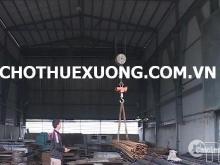 Cho thuê kho xưởng tại Thanh Hóa huyện Hậu Lộc DT 7015m2